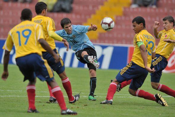 En la próxima ronda  Uruguay se enfrentará a Ecuador y Col...