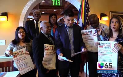 Activistas buscan llevar a hispanos a votar