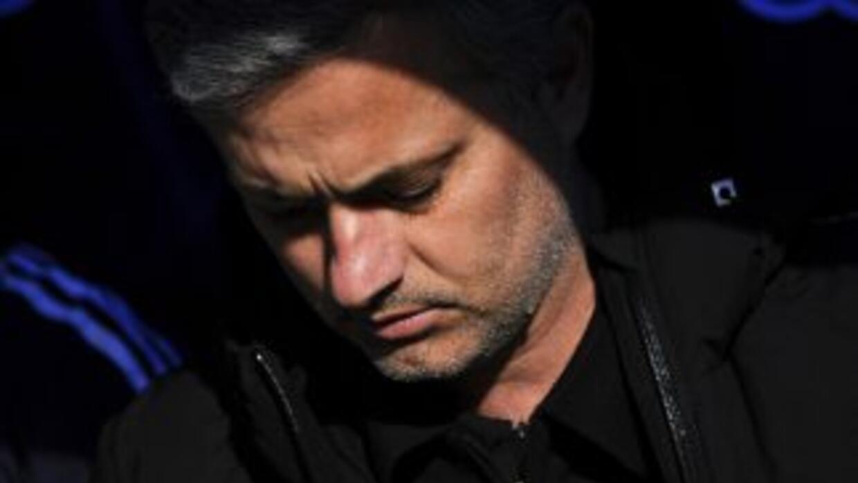 Mourinho aplaudió lo hecho por el equipo en torneos como la Copa del Rey...