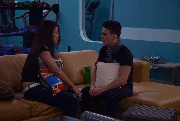 """""""De verdad te quiero y quiero seguir siendo tu amigo pero nada más""""."""