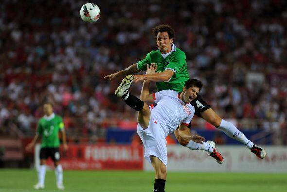 Sevilla igualó y necesitaba otro gol para obligar al alargue, pero el eq...