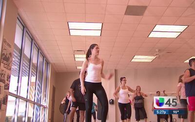 Zumba Fest en los gimnasios YMCA