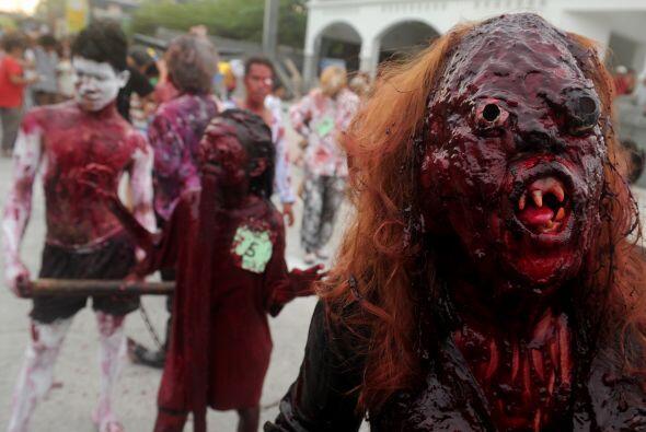 Este festival anual de disfraces es una actividad para invitar a los jóv...