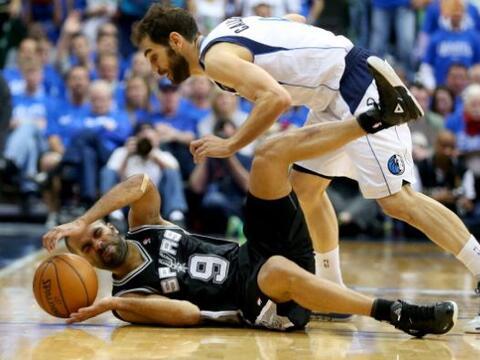 Dallas Mavericks ganó San Antonio ]Spurs 113-111 y forzó l...