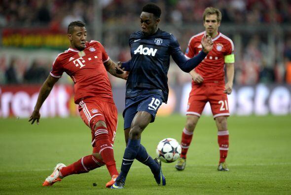 Los ingleses necesitaban empatar con goles en suelo alemán para a...