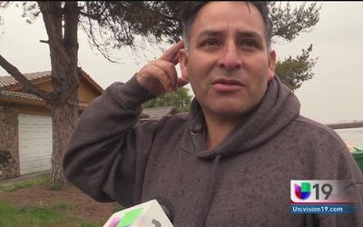 Familia aterrorizada tras balacera en su casa