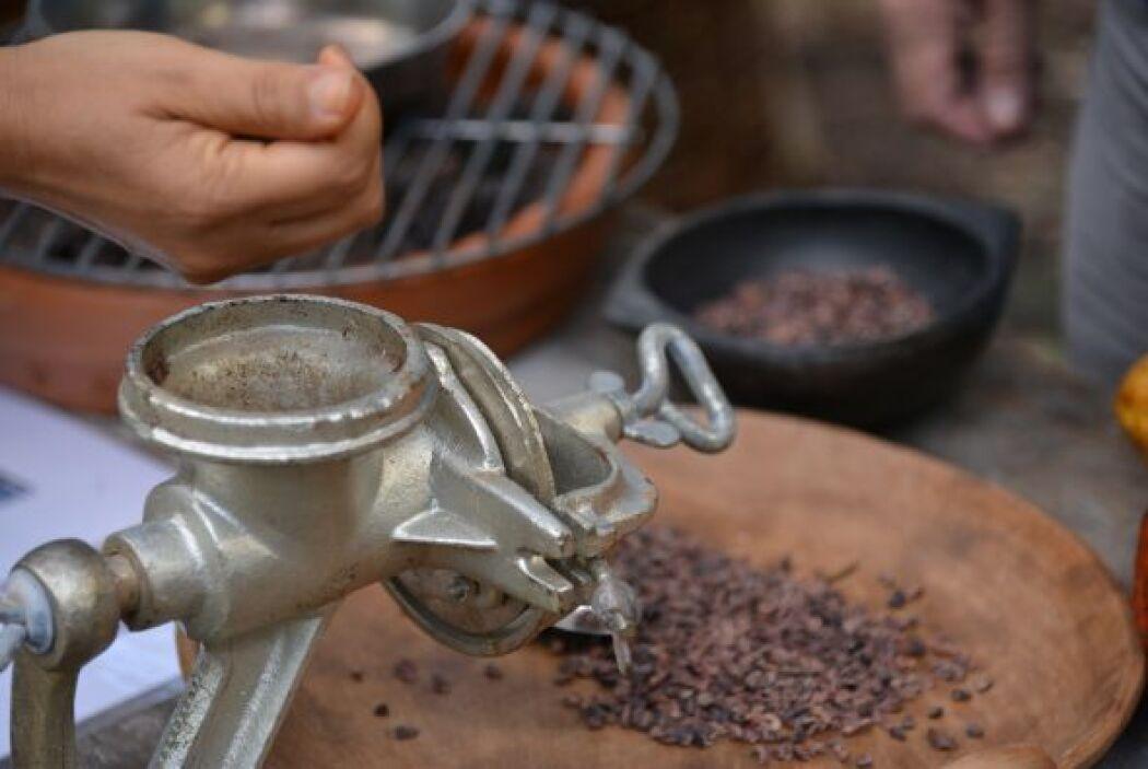 Estos granos también se pueden usar para panadería, moles, salsas y otro...