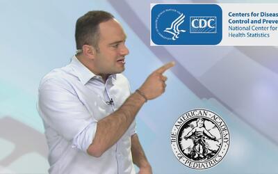 ¿Las vacunas pueden causar enfermedades como el autismo? León Krauze inv...