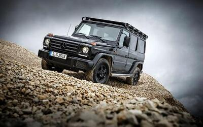 Mercedes-Benz G350d Professional 2017
