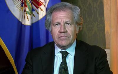 El secretario de la OEA dice por qué considera que Venezuela es una dict...