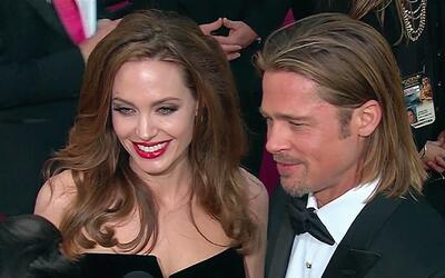 La grafóloga analizó la firma de Brad Pitt y Angelina Jolie y mira lo qu...