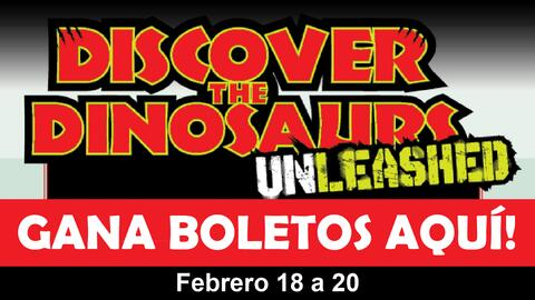 Discover the dinosaurs en Atlanta