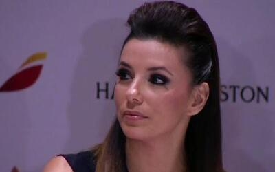 ¿Será que Eva Longoria quiere hacer telenovelas en México?