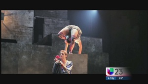 Cirque Eloize, un espectáculo musical y moderno