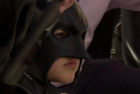 Se transformó en un superhéroe para cuidar a San Francisco, convertida e...