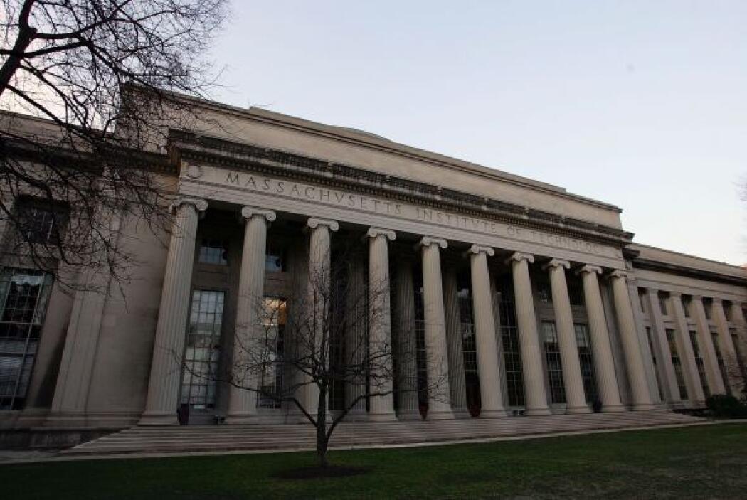 7 - Instituto de Tecnología de Massachusetts | Diferencia de salario en...