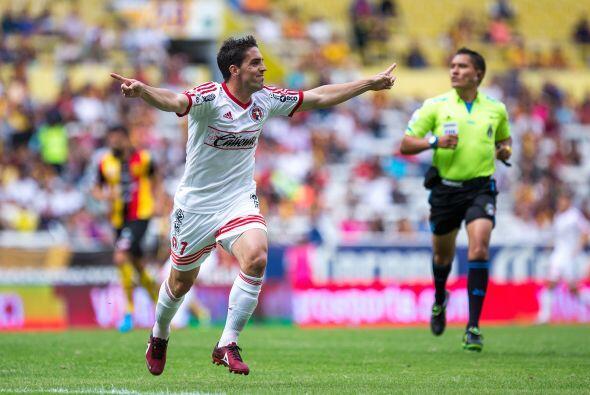 El argentino Gabriel Hauche ha sido uno de los jugadores que han ayudado...