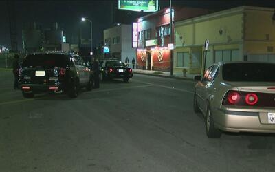 Un hombre murió tras ser arrollado frente a un club nocturno en North Ho...