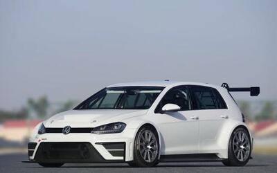 Volkswagen Golf TCR 2016