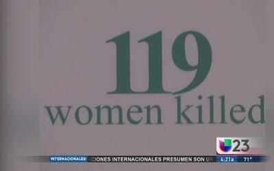 Muchas muertes por violencia doméstica