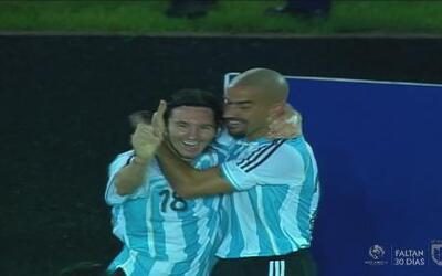 Top 5 de goles de la Copa América