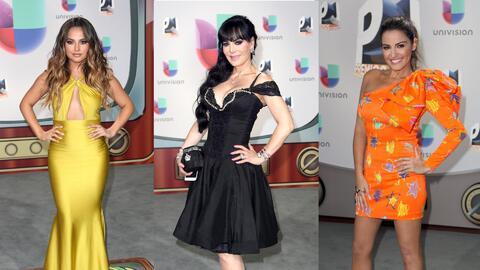 Las extravagantes acapararon miradas en Premios Juventud 2016