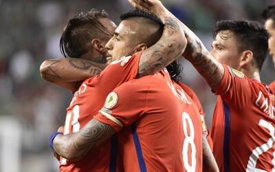 México cae ante Chile en cuartos de final