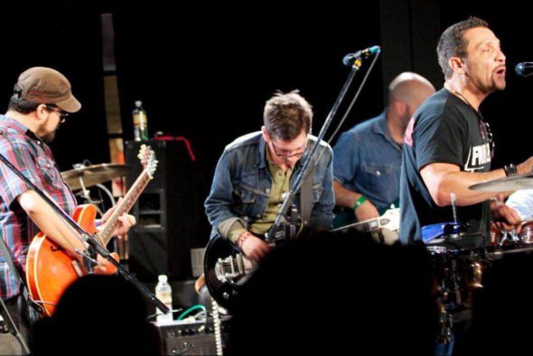 También se presentará la banda latina consentida de Austin: Grupo Fantas...