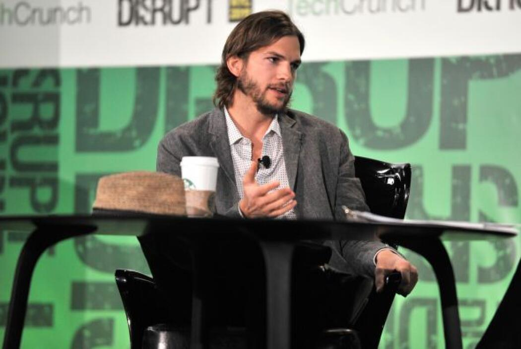Sin embargo, el sitio TMZ asegura que el pago a Kutcher por su trabajo p...