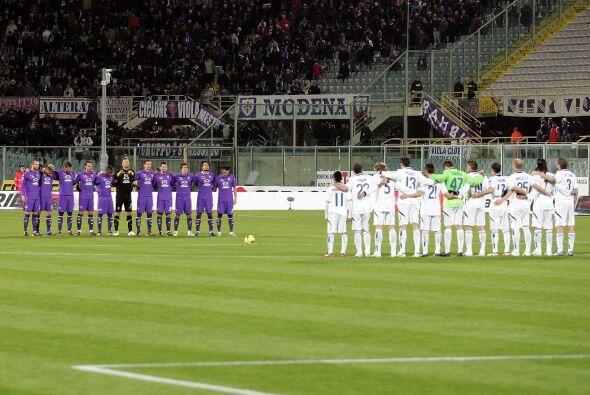 En otro de los partidos, Fiorentina y Atalanta protagonizaron un gran pa...