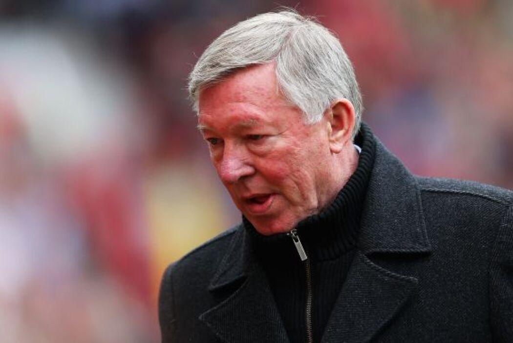 Los pupilos de Sir Alex Ferguson ya se proclamaron campeones en Inglater...