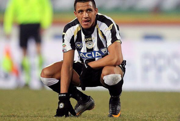 Alexis Sánchez  Otro nombre que suena fuerte para los clubes más importa...