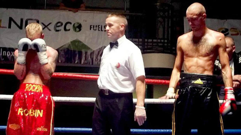 El boxeador es conocido como el peor peleador de Gran Bretaña.