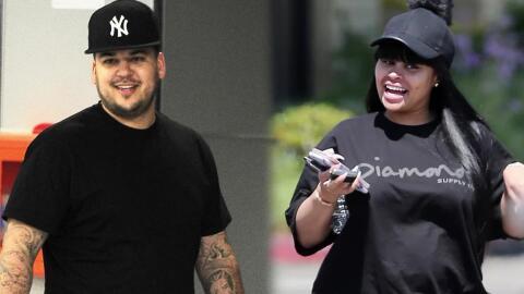 Rob Kardashian gasta 13 mil dólares en servicio a domicilio