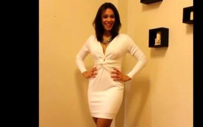 Jenny Rodríguez de República Dominicana, participante Casting Virtual 2015