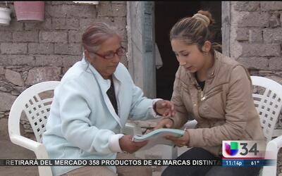 Pueblos fantasma: Mireya eligió quedarse para ayudar a su comunidad