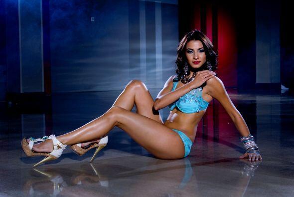 Esta chica representó a Fajardo en el Miss Universe Puerto Rico.