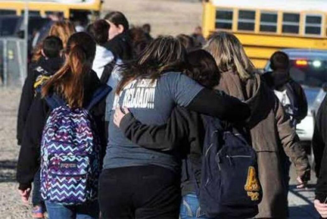"""El distrito escolar, en su portal de internet, indicó que """"ocurrió un in..."""