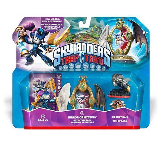 Skylanders Adventure Packs. Tu hijo se entretendrá explorando un...