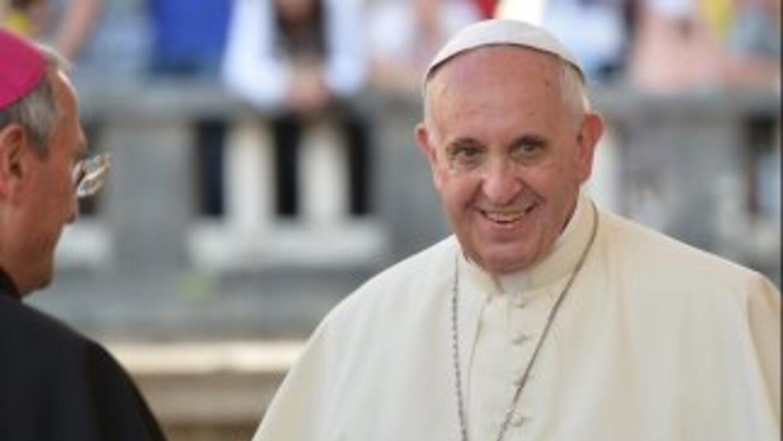 El sumo pontífice conversará hoy con chicos de los cinco continentes sob...
