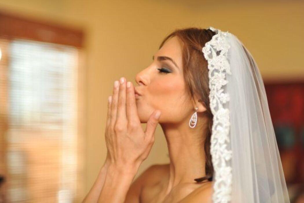 Así llegó Alejandra Espinoza al momento más feliz de su vida al lado de...