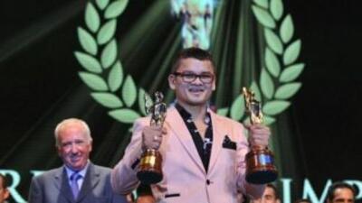 MArcos Maidana ganó el Olimpia de Oro com omejor deportista argentino de...