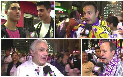 Los fans del Real Madrid quedaron en llamas tras perder el Clásico y así...