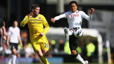 Reading 4-Fulham 2