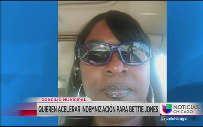 Intentan acelarar indemnización para la familia de Bettie Jones