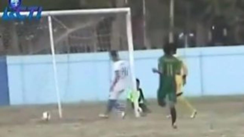 Polémica que se generó en el fútbol de Indonesia.