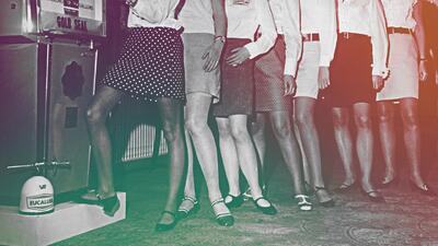 50 años de la minifalda