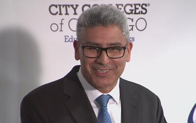 Juan Salgado, nombrado nuevo director de City Colleges de Chicago