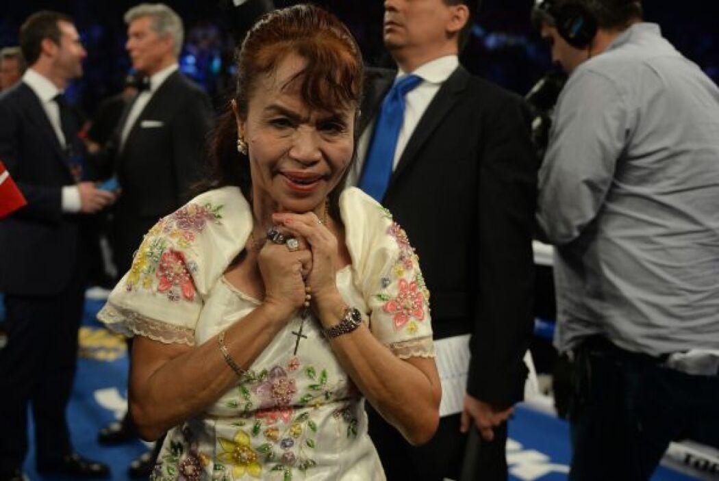 Las celebridades en la Pacquiao vs. Ríos