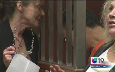 Acusado de matar a cuatro miembros de su familia compareció en corte